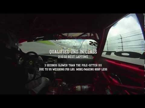 2012 PCA Racing Round 5 - Daytona International Speedway: Enduro Highl