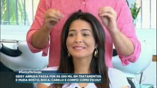 Geisy Arruda gasta R$ 200 mil por transformação no visual