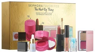 Sephora Favorites THE NEXT BIG THING | Review & Swatches