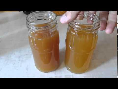 Как в дома сделать яблочный уксус 776