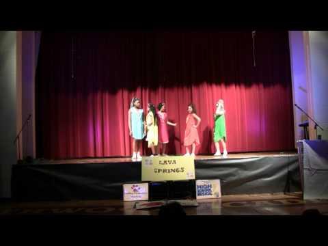 High School Musical 2 jr. 3/30/17 part 1