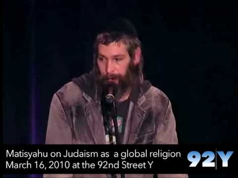 0 Matisyahu on Judaism