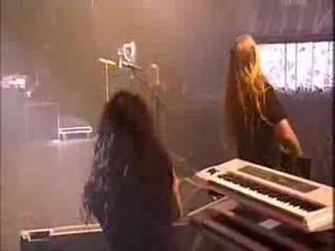 Nightwish - The siren (Lowlands 2005) Video