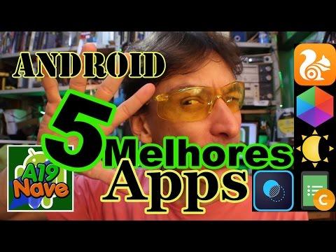 #097 - Os 5 melhores aplicativos para Android - #A19-152