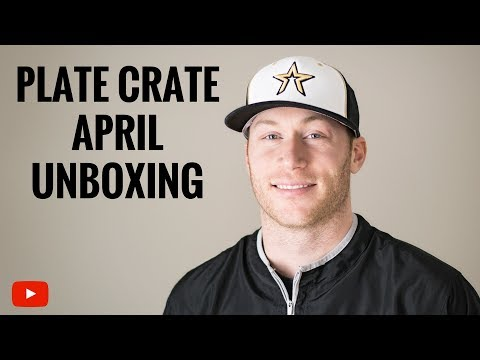 Plate Crate April Unboxing