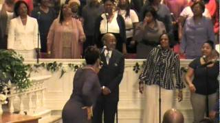 Beverly Wade  singing Lord do it by Bishop Hezekiah Walker