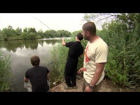 Korda Carp Academy 2012 Episode 1 - Carp Fishing at Manor Farm