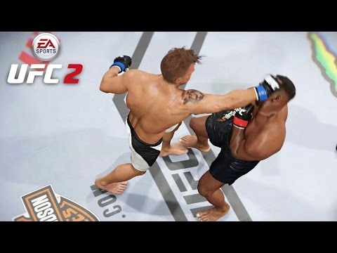 UFC 2 - KNOCKED OUT MIKE TYSON