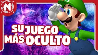 El origen de Luigi que casi nadie conoce