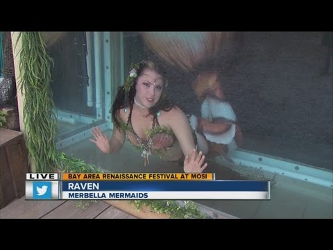 ABC Action News Weekend Edition: Renaissance Festival Mermaids