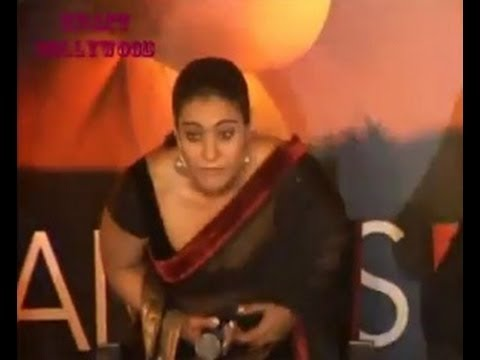 Kajol Loves Her Black Saree
