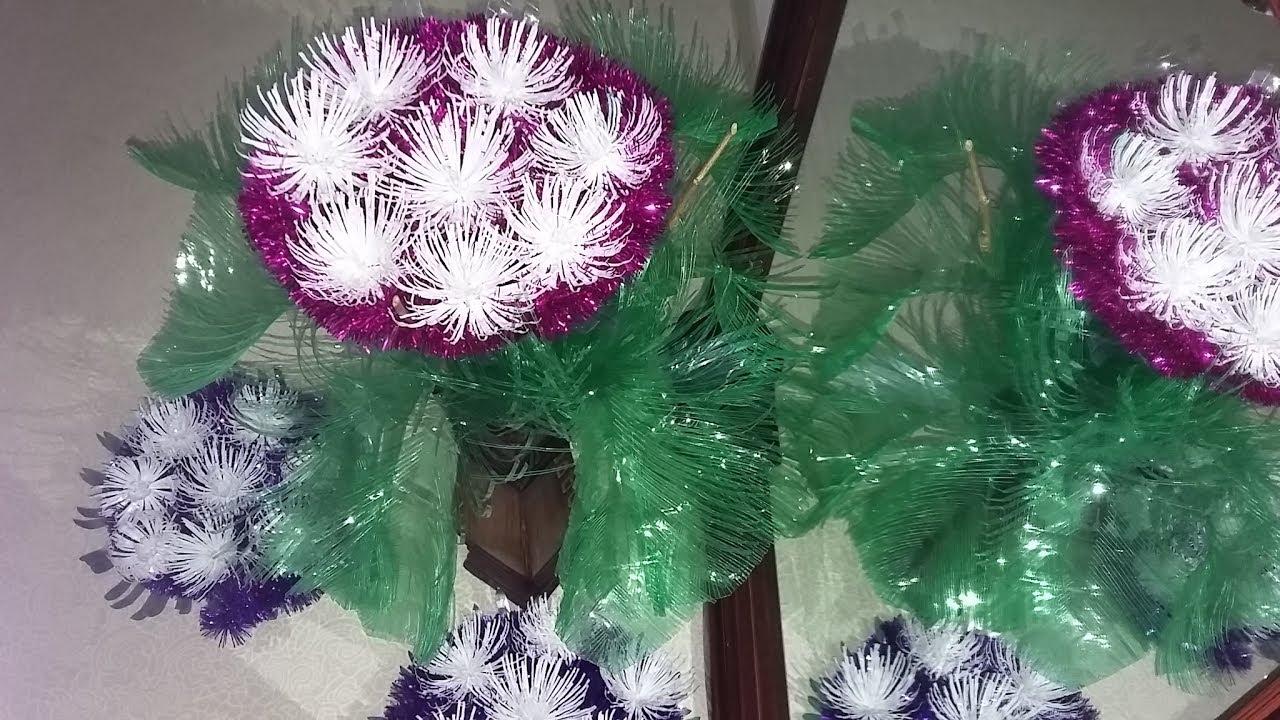 Цветы из бутылок для начинающих мастер класс с пошаговым фото