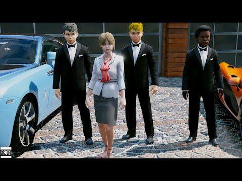 GTA 5 REAL LIFE TEEN MOD SS2 # 1