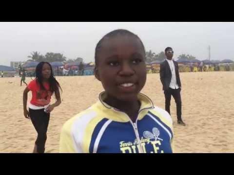 Mes vacances à Pointe Noire Congo