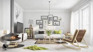 Modern Living Rooms → Ideas for Super Room Design ➤ Living room furniture & Decor