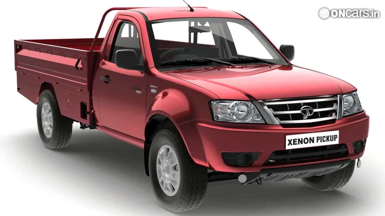 tata xenon pick up launched in india youtube. Black Bedroom Furniture Sets. Home Design Ideas