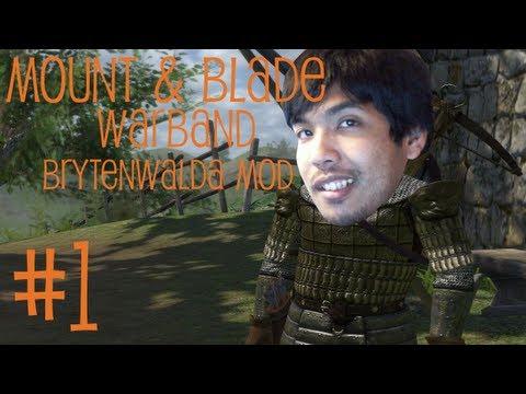 Mount & Blade: Warband #1 (Brytenwalda Mod!) - With Mabi -
