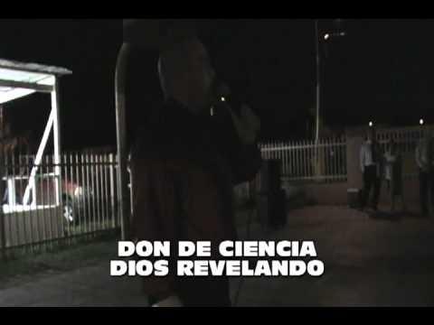 EVANG. CARLOS LOPEZ,,DON DE CIENCIA EN P.R..