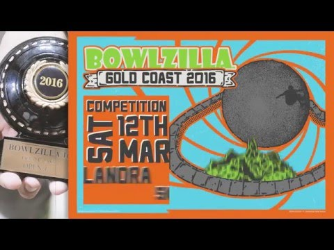 BOWLZILLA Gold Coast Highlights 2016 HD