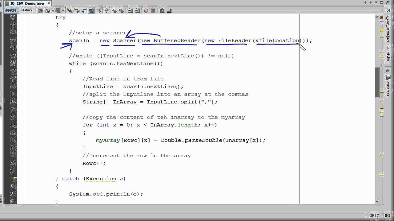 java how to read a file to string