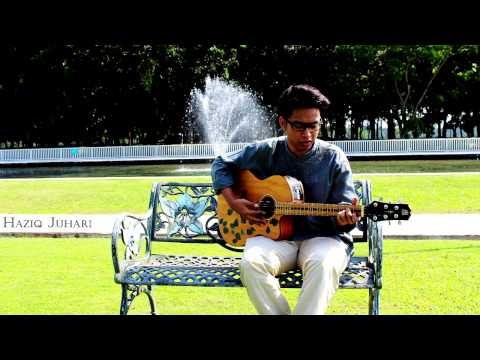 Hasbi Rabbi (Acoustic Version) - Haziq Juhari