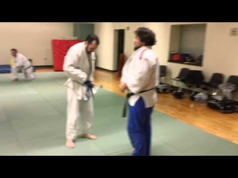 Drills to Develop De Ashi Barai Image 1
