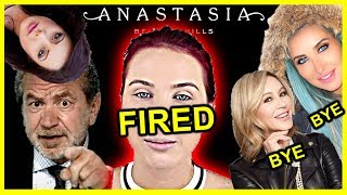 JACLYN HILL FIRED from Makeup Geek & Anastasia Collabs?
