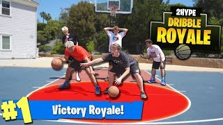 2HYPE BASKETBALL BATTLE ROYALE!