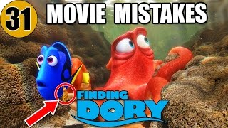 31 MISTAKES of FINDING DORY You Didn