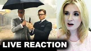 Kingsman The Golden Circle Trailer 2 REACTION