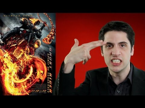 Ghost Rider Spirit of Vengeance movie review