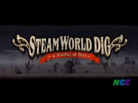 SteamWorld Dig PS4 gameplay trailer