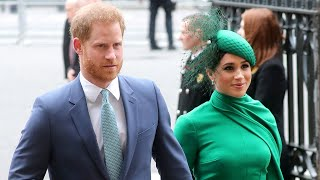 video: A not-so fond farewell to Harry and Meghan!