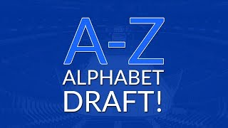 ALPHABETICAL DRAFT!! (NHL 17)