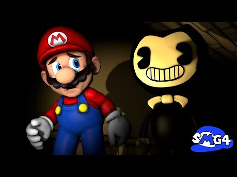 SMG4: BENDY and the SPAGHETTI MACHINE