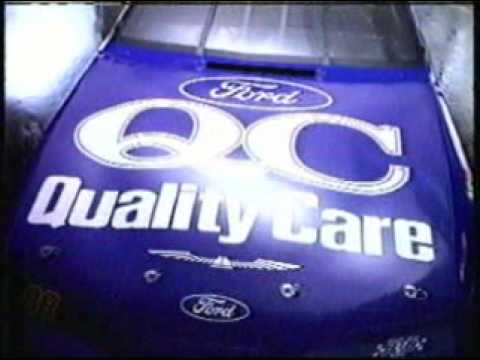 Quality Care Ford commercial - Dale Jarrett