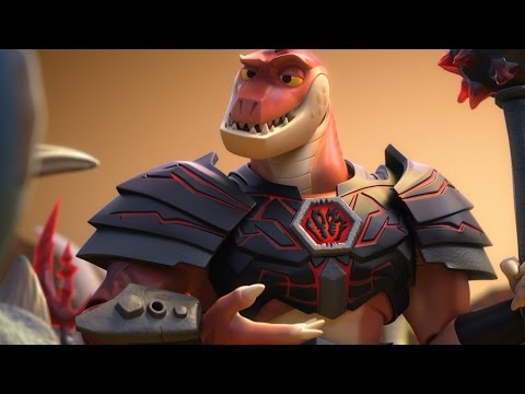The Toy Story That Time Forgot - Committed To Their Roles video