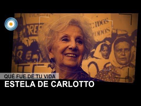 ¿Qué fue de tu vida? Estela de Carlotto 02-10-10 (1 de 4)