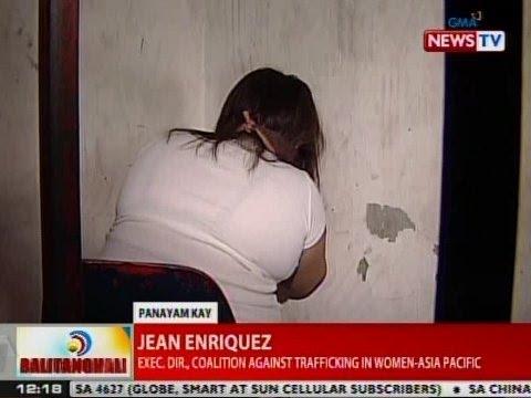 BT: Panayam kay Jean Enriquez, exec. dir., Coalition Against Trafficking in Women-Asia Pacific