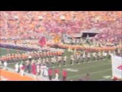 Tennessee Football - Run Through the T Video