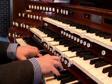 Organ lecture Part 2 St. Paul's Church Greenville, North Carolina