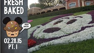 Breakfast at Jolly Holiday and some Main Street history | 02-28-2015 Pt. 1