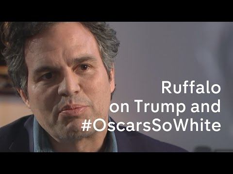 Mark Ruffalo on Spotlight, Donald Trump and Oscar controversy