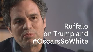 Mark Ruffalo on Spotlight, Donald Trump and Oscar controversy