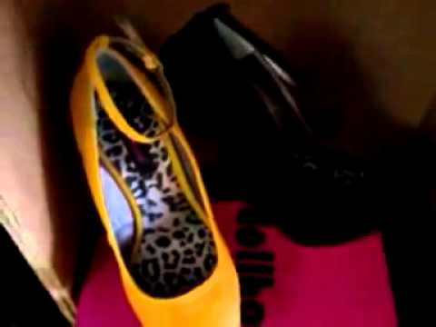 Heel Ankle Strap Jewel Tone Colors