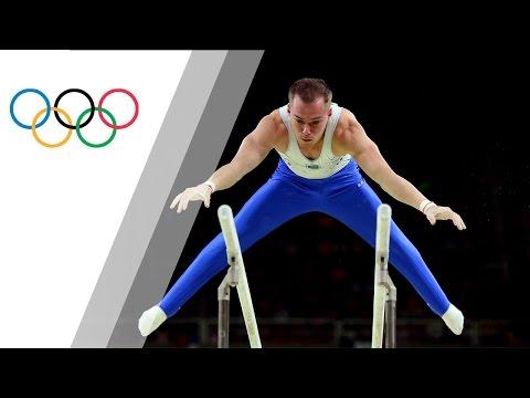 Rio Replay: Men's Parallel Bars Final