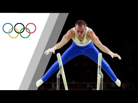 Rio Replay: Men's Parallel Bars Final