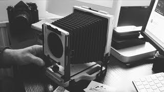 Intrepid Camera - My Journey into 4x5 Large Format Film Photography Part 1