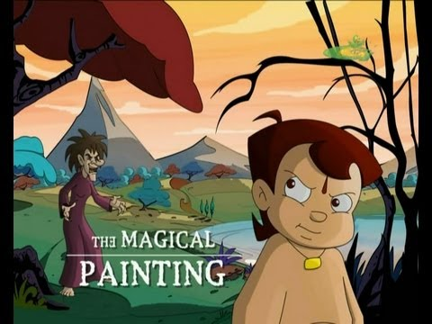 Chhota Bheem - The Magical Painting video