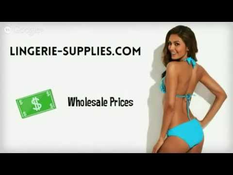 Wholesale Sequins Bikinis | Women's Sequin Trim Bikini Sets